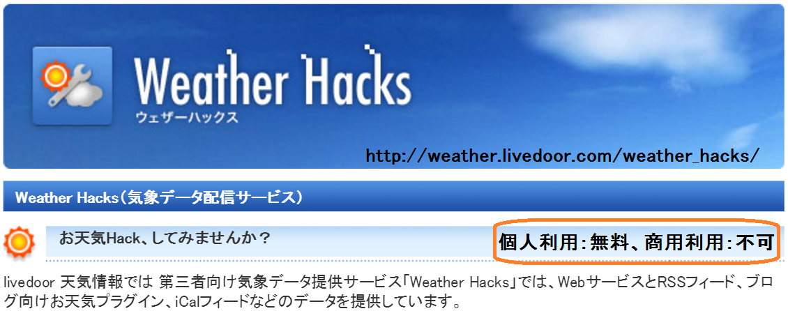 WeatherHacks